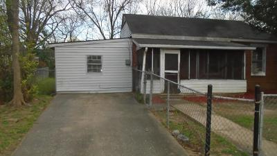 Columbus Single Family Home For Sale: 426 Central Circle