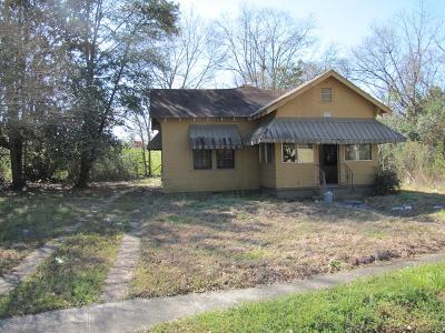 Columbus Single Family Home For Sale: 316 & 318 Bragg Smith Street