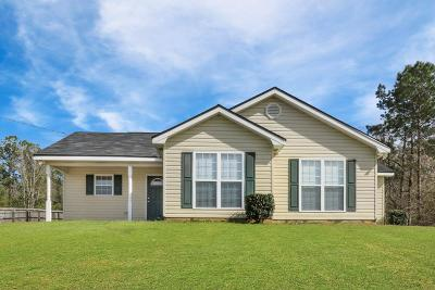 Phenix City Single Family Home For Sale: 98 Lee Road 2091