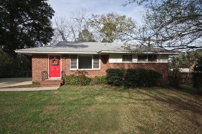Columbus Single Family Home For Sale: 2919 West Britt David Road