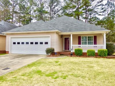 Columbus Single Family Home For Sale: 7941 Brooks Crossing Drive