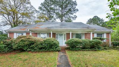 Columbus Single Family Home For Sale: 3722 Reese Road