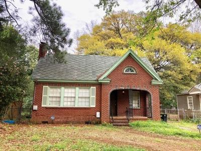 Columbus Single Family Home For Sale: 1425 31st Street