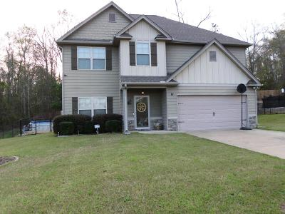 Columbus Single Family Home For Sale: 81 R.c. Allen Drive