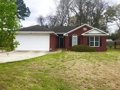 Columbus Single Family Home For Sale: 3886 Mulberry Drive