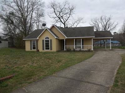 Russell County, Lee County Single Family Home For Sale: 115 Lee Road 0068