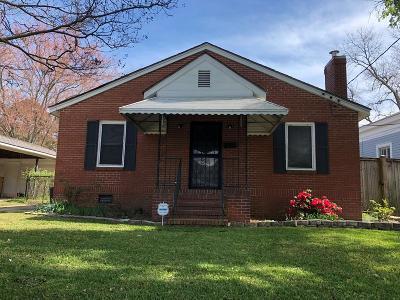 Columbus Single Family Home For Sale: 3214 13th Avenue