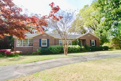 Columbus Single Family Home For Sale: 2426 Camille Drive