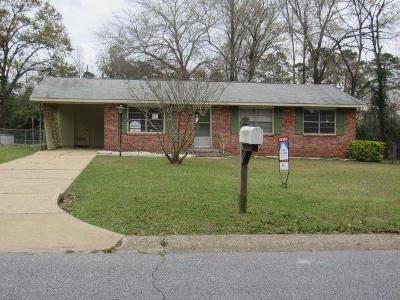 Columbus Single Family Home For Sale: 2624 Palomino Drive
