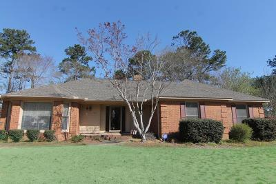 Midland Single Family Home For Sale: 7221 W Wynfield Loop