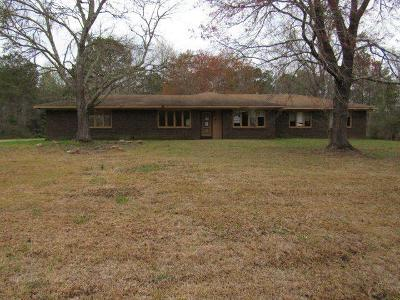 Shiloh Single Family Home For Sale: 16331 Ga Hwy 85