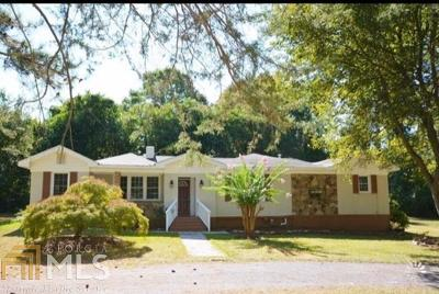 Columbus GA Single Family Home For Sale: $169,900