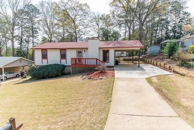 Columbus GA Single Family Home For Sale: $115,000