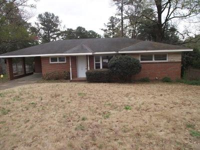 Columbus Single Family Home For Sale: 4530 Ritch Haven Road