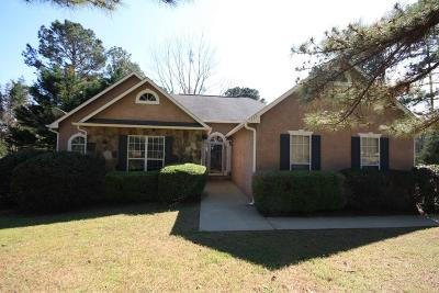 Harris County Single Family Home For Sale: 123 Beckwood Drive