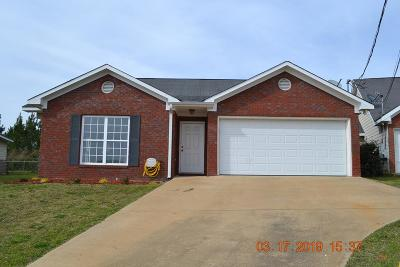 Phenix City Single Family Home For Sale: 300 Sunny Lane