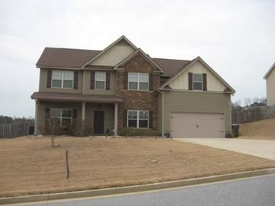 Phenix City Single Family Home For Sale: 2516 Hickoryridge Drive