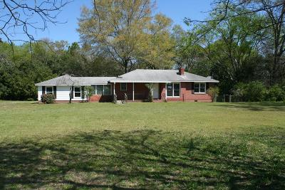 Columbus Single Family Home For Sale: 4271 St Marys Road