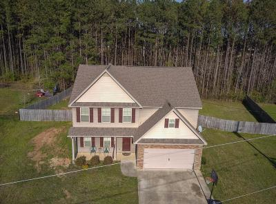 Russell County, Lee County Single Family Home For Sale: 207 Lee Road 2000