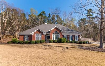 Midland Single Family Home For Sale: 8085 Highlands Drive