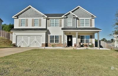 Columbus Single Family Home For Sale: 4952 Brightstar Lane