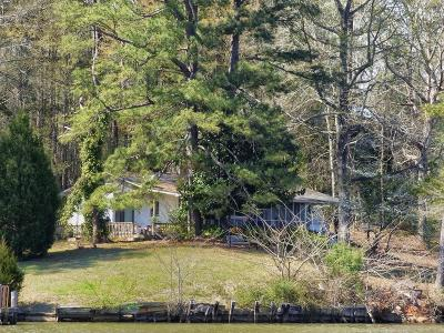 Russell County, Lee County Single Family Home For Sale: 708 Lee Road 0371