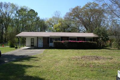 Columbus GA Single Family Home For Sale: $43,000