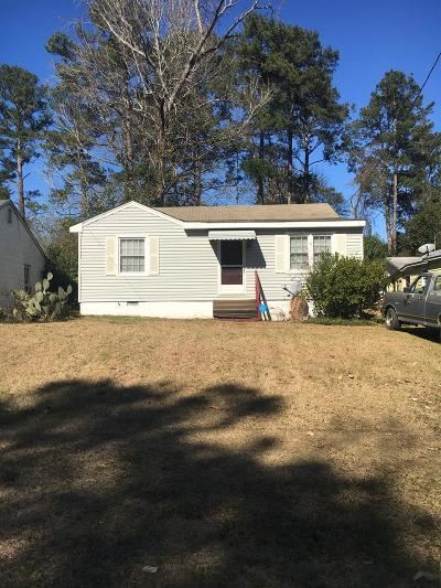 Columbus Single Family Home For Sale: 4211 Forrest Road