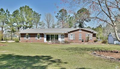 Russell County, Lee County Single Family Home For Sale: 65 Overlook Drive