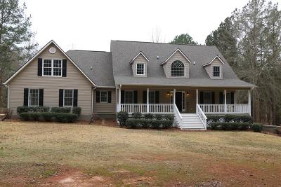 Troup County Single Family Home For Sale: 423 Ferrell Tatum