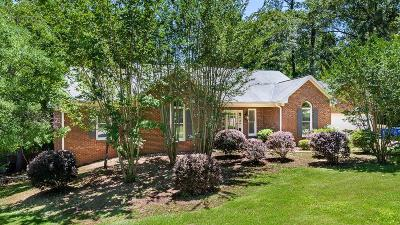 Muscogee County Single Family Home For Sale: 6136 Marlowe Drive