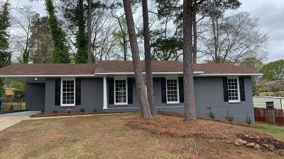 Columbus GA Single Family Home For Sale: $157,900