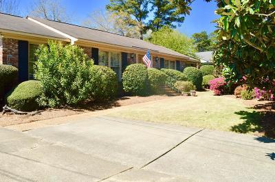 Columbus GA Single Family Home For Sale: $189,900