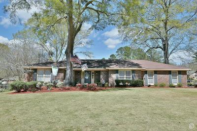 Columbus Single Family Home For Sale: 4417 Abingdon Court