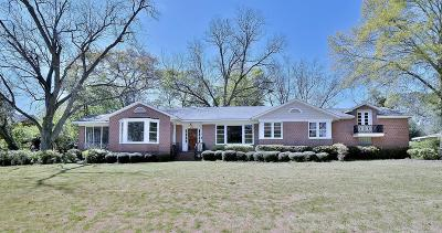 Columbus Single Family Home For Sale: 1715 Preston Drive