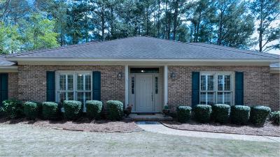 Midland Single Family Home For Sale: 7110 Widgeon Drive