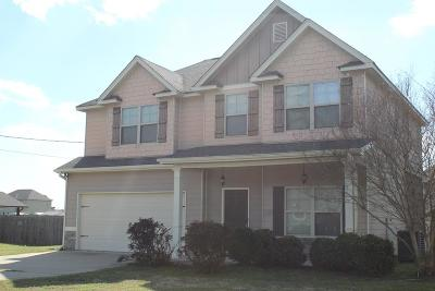 Russell County, Lee County Single Family Home For Sale: 10 SE Isbell Road