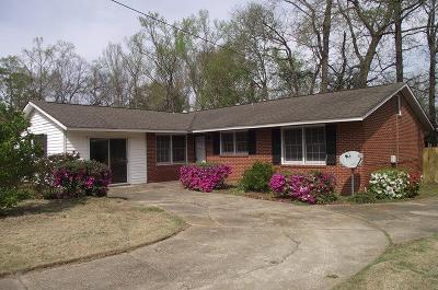 Columbus Single Family Home For Sale: 2640 Natchez Drive