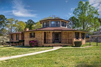 Phenix City Single Family Home For Sale: 89 Whiterock Road