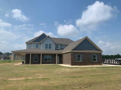 Russell County, Lee County Single Family Home For Sale: Lot 1 Registry Way