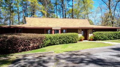 Muscogee County Single Family Home For Sale: 1095 Double Churches Road