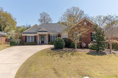 Columbus Single Family Home For Sale: 7241 Mobley Walk