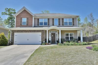 Fortson Single Family Home For Sale: 4533 Ivy Patch Drive