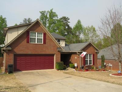 Columbus Single Family Home For Sale: 1545 Tom Buk Tu Lane