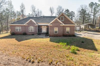 Harris County Single Family Home For Sale: 3200 Johnson Mill Road