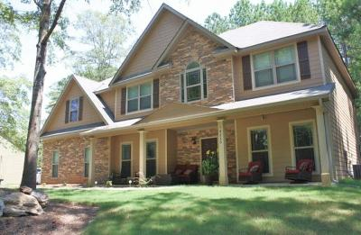 Muscogee County Single Family Home For Sale: 10230 Whitesville Road