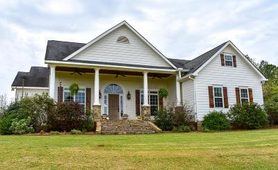 Harris County Single Family Home For Sale: 14980 Highway 116