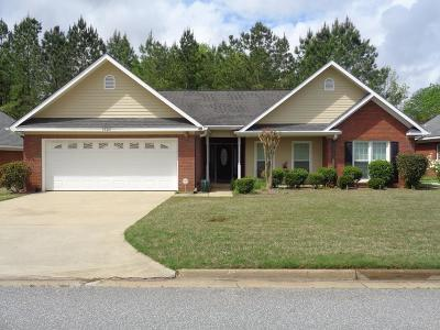 Phenix City Single Family Home For Sale: 5103 Briarwood Court