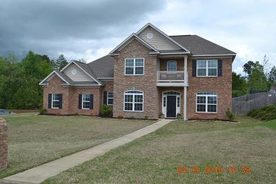 Russell County, Lee County Single Family Home For Sale: 909 Shadowwood Drive