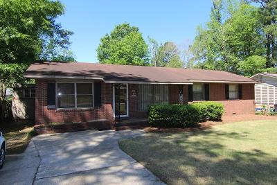 Muscogee County Single Family Home For Sale: 4545 Gatewood Avenue